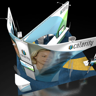 Celerity Island Exhibit