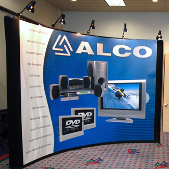 ALCO Pop-Up Display