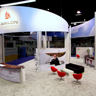 Availon Modular Tradeshow Exhibit