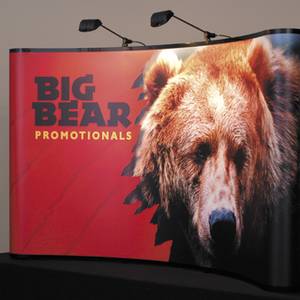 Big Bear Promotionals Table Top Display