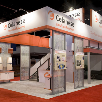 Celanese Emulsion Polymers Island Exhibit