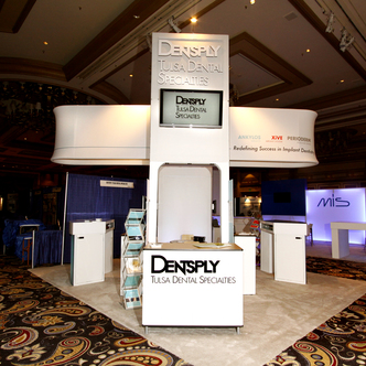 Dentsply Island Exhibit
