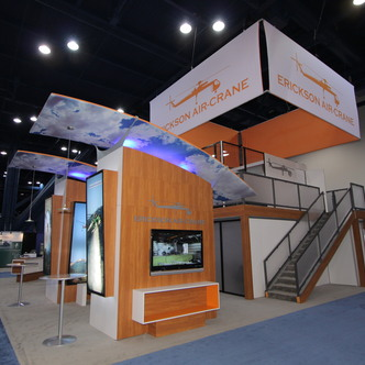 Erickson Air-Crane Island Exhibit