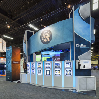 Skyline Exhibits EXHIBITOR2014