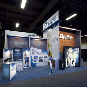 Skyline Exhibits EXHIBITOR2012