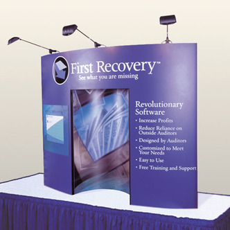 First Recovery Tabletop Display