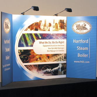 Hartford Steam Boiler Tabletop Display