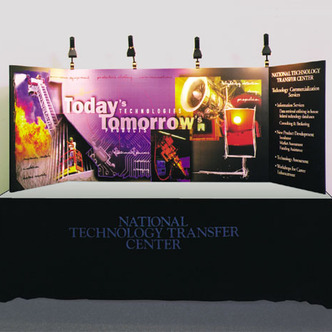 National Technology Transfer Tabletop Display