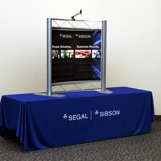 Segal Sibson Modular Tabletop Display