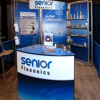 Senior Flexonics Inline Exhibit