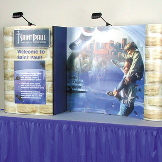 St. Paul Tabletop Display