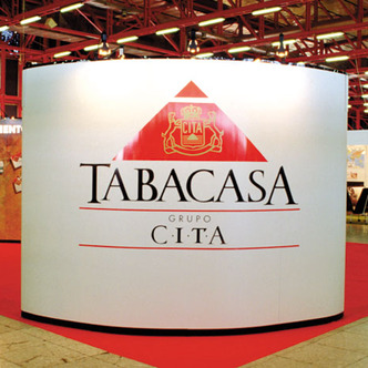 Tabacasa Portable Pop-Up Displays