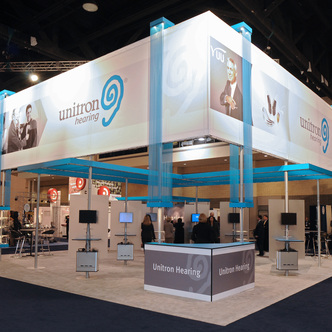 Unitron Small Island Exhibit