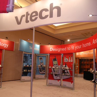 VTech Event Exhibit