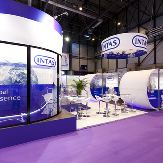 Intas Rental Trade Show Exhibits