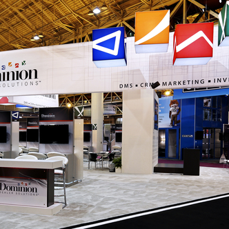 Dominion Tradeshow Exhibit Designs