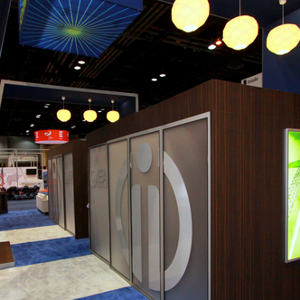 IEA Island Trade Show Exhibit Designs