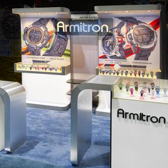 Armitron Modular Inline Exhibit Design