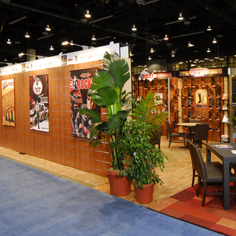 Rocky Boot Trade Show Exhibit Design