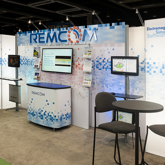 Remcom Inline Exhibit Design