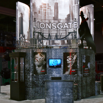 Lionsgate Trade Show Exhibit Design