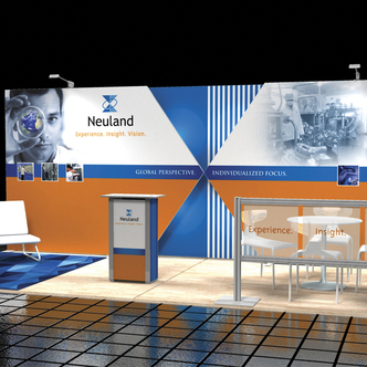 Neuland Inline Trade Show Exhibit Design