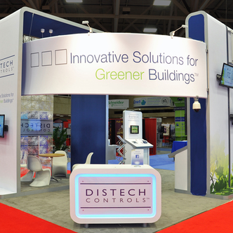 Distech Controls Trade Show Exhibit Design