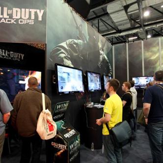 Activision Gamefest Event Exhibits