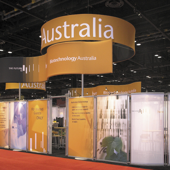 Australia Island Exhibit Design
