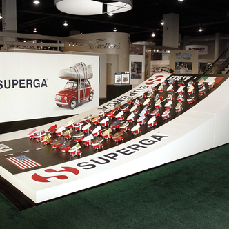 Superga Exhibit