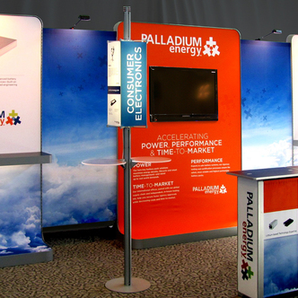 Palladium Inline Exhibit Design