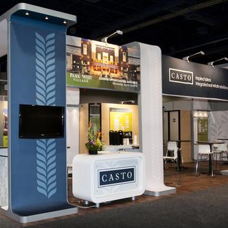 Casto Trade Show Exhibit