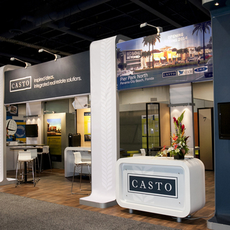 Casto Trade Show Exhibit Design