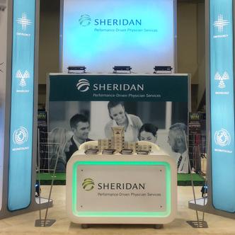 Sheridan Island Exhibit
