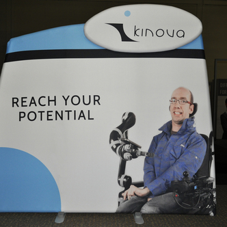Kinova Portable WindScape Display