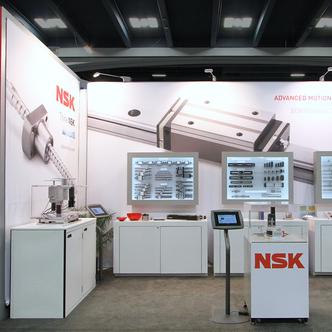 NSK Trade Show Exhibit