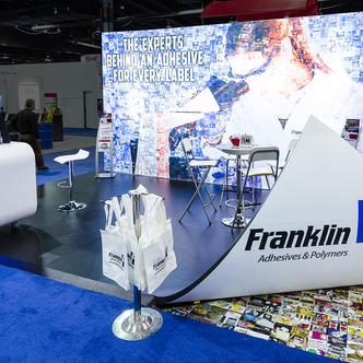 Franklin TRade Show Exhibit
