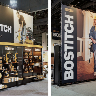 Bostitich Trade Show Exhibit