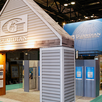 Guardian TRade Show Exhibit