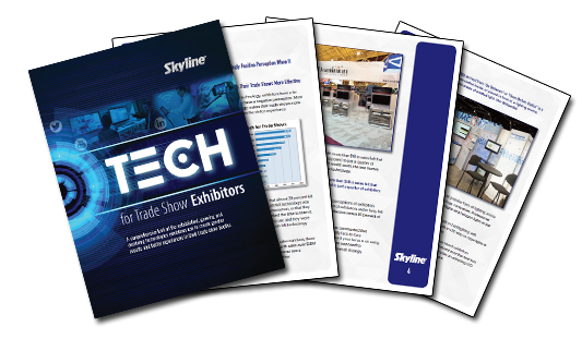 Free White Paper: Tech for Trade Show Exhibitors