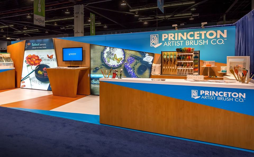 Skyline Trisource Exhibits Designs Trade Show Booths in Cleveland