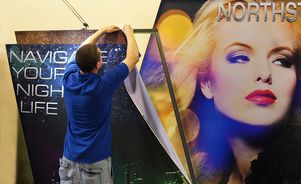 Trade Show Exhibits New Jersey backdrops environments