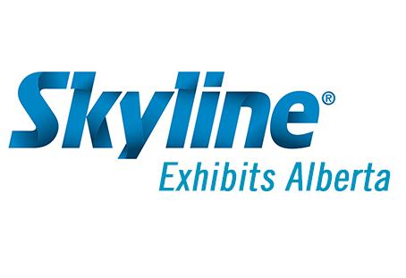 skyline exhibits displays tradeshow alberta calgary edmonton stampede