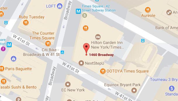 Contact Skyline Genesis - Manhattan