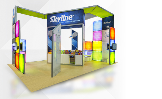 Skyline Southeast showroom