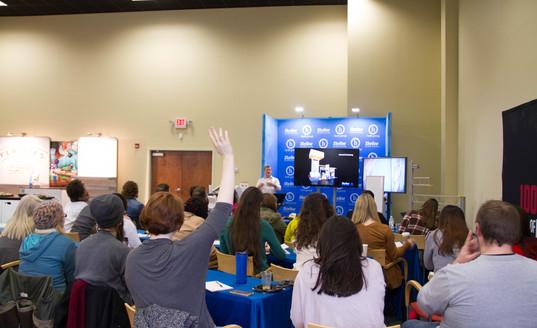 trade show seminars in North Carolina