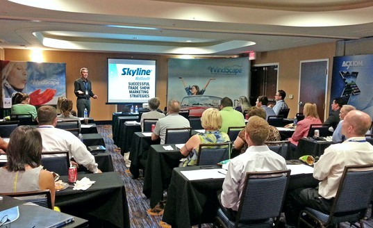 Learn how to Ensure your Trade Show Success at Skyline MidSouth Educational Seminars