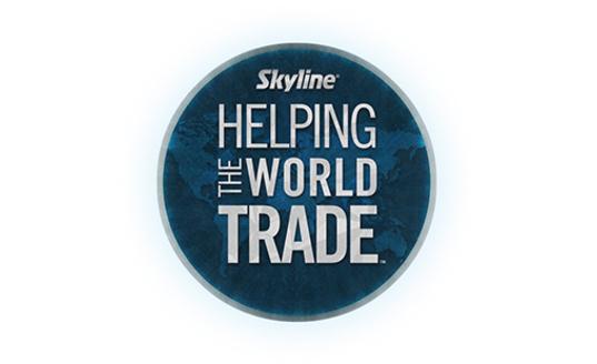 tradeshow displays skyline graphics services portland