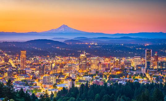 Skyline Portland | Boise, Idaho | Vancouver, Washington | Trade Show Exhibit Company