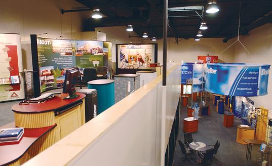 Skyline Orange County showroom